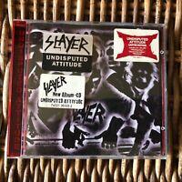 SLAYER - UNDISPUTED ATTITUDE - ldt ed. CD American Recordings 2006