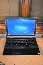 Dell Latitude E6530 Intel Core i5-3380M 8GB RAM 320GB HD Windows 7 Pro 1920x1080