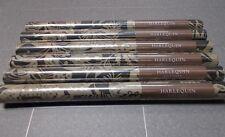 Harlequin Papel Pintado - 'Sicilia' - 12 Rollos - 25661-Piedra/Grafito-lucido Coll