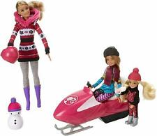Barbie Sisters Snow Gift Set 3 Dolls