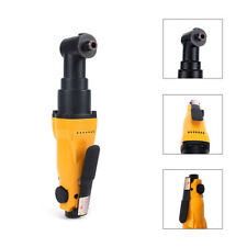 """1/4""""Pneumatic Screwdriver Adjustable Speed 90 Degree Angle Air Screw Driver Tool"""