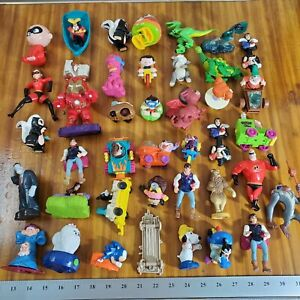 Lot of 40+ Vintage and Current McDonalds Happy Meal Toys and others