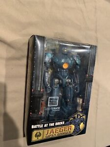 "Series 5 Jaeger Gipsy Danger 7"" Action Figure Anchorage Attack For Pacific Rim"