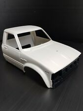 Tamiya 1/10 Toyota Hilux  Scale hard Body CAB Crawler Scx10 grill cab back OZRC
