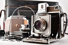 【Rare EXC+5】 Linhof Super Technika IV 6x9 65mm 105mm 180mm Lens etc From Japan