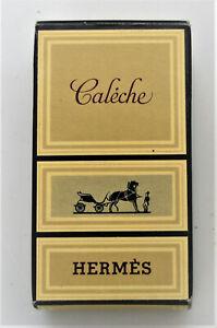 Ancienne miniature de parfum : Calèche d'Hermès