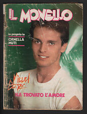 MONELLO 38/1982 BOSE' MUTI D'URSO DONNA SUMMER ROXY MUSIC CHARLIE'S ANGELS JAM