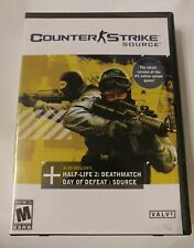 Counter-Strike: Source (PC, 2005) + Half-Life 2:Deathmatch & Day of Defeat.