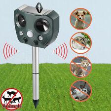 Ultrasonic Anti-Animal Solar Power Pest Mouse Reject Repeller Repellent Garden