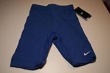 Nike 24  Young Mens / Boys Swim Jammer Polyester Blue wvwvwv1291