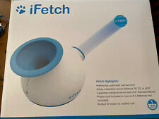 NIB iFetch Automatic Ball Launcher SMALL - Never Used - Adjustable Distance