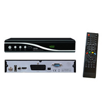 HD Satelliten Receiver Kostenlose Kanäle FTA SCART + HDMI für ASTRA TURKSAT...