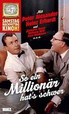 SO EIN MILLIONÄR HAT'S SCHWER (Peter Alexander, Heinz Erhardt) NEU+OVP