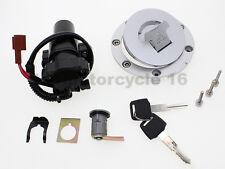 For Honda CBR1000RR 08-14 12 CBR600RR Ignition Switch Lock Fuel Gas Cap Key Set
