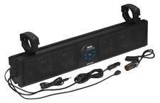 """Boss Audio Riot Atv / Utv / GolfCart Wireless Bluetooth Sound Bar 26"""" #Brt26A"""