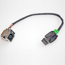 AC DC POWER JACK HARNESS PLUG CABLE FOR HP dv7t-7300 CTO Quad Select Edition USA