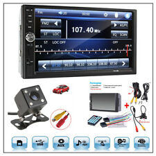 "7""Inch Screen Bluetooth Radio Audio Stereo For Auto Video Player&HD Camera Newly"