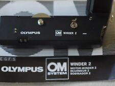 OLYMPUS WINDER 2 FOR OM-1 OM-1N OM-2 OM-2N OM-2S OM-4 OM-4T OM-4Ti VERY GOOD