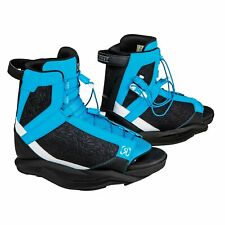 Ronix 2019 District (Blue/White/Black) Wakeboard Boots-5-8.5