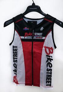 Hincapie Fluid Women's Size Small Triathlon Specific Road Bike Jersey Top NEW