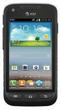 Samsung Galaxy Rugby Pro - Black - Rugged 4G AT&T GSM Smarphone   Good (B-Grade)