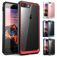 For iPhone 7 | iPhone 8 | SE 2020 Case - Hard Clear ShockProof Bumper Back Cover
