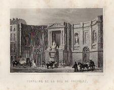 PARIS ANCIEN & HISTORIQUE / FONTAINE DE LA RUE DE GRENELLE