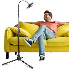 More details for universal tripod floor stand holder adjustable gooseneck for ipad iphone tablet