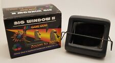 BIG WINDOW 2 II for SEGA Game Gear Zoom Screen  gg Accessories Retro Vintage
