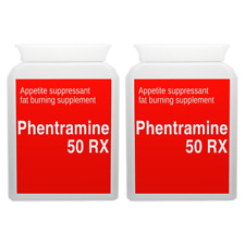200 PHENTRAMINE 50mg RX strong diet pills SLIMMING/WEIGHT LOSS thermo fat burner