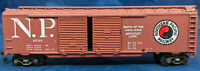 ATHEARN: N.P. 6790 NORTHERN PACIFIC NORTHCOAST LTD BROWN BOXCAR HO SCALE Vintage