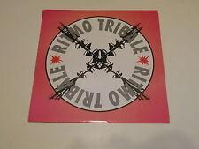 RITMO TRIBALE - Ritmo Tribale - MINI LP ORIG VOX POP RECORDS ITALY 1991 NM/EX--