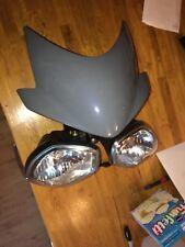 2014 triumph street triple r Headlight/bracket/cowl