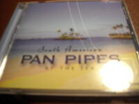 Pan Pipes By The Sea Global Journey Music and Audio CD