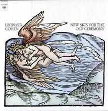 Vinyles folks Leonard Cohen