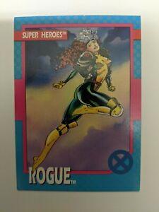 Rogue 36 Marvel 1992 Super Heroes Card LP/ MP