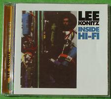 Lee KONITZ  Inside Hi-fi