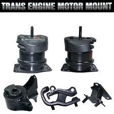 5pcs Engine Motor Trans Mounts for 98-02 Honda Accord (V6 3.0L) Auto Trans AT