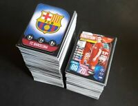 match attax 2019/20 champions league - elige 10 de lista