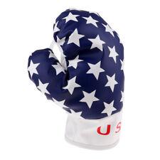 Golf Wood Headcovers - Golf Club Head Cover Protector - Novelty Glove Shape &