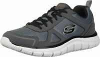 Skechers Track-scloric 52631-bkrd, Scarpe da Ginnastica Basse Uomo - 52631 CC...