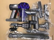 Dyson V6 Animal Cordless Vacuum Cleaner Purple- Sellers Refurbished