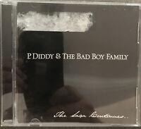 CD P. Diddy & Bad Boy Family Saga Continues Puff Daddy Faith Evans FREE SHIPPING