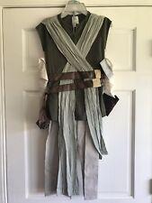 Disney Store Star Wars Rey Costume Child Youth Size 9/10