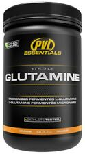 PVL Essentials 100% PURO Glutammina 400 g ARANCIO-Optimum Nutrition