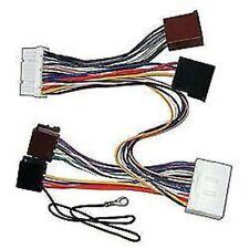 JAGUAR XJ6, XJ8, XK8 Parrot Bluetooth Câble ISO Harnais en T MUET allongé