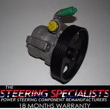 Citroen Berlingo 2004>2008 1.6 HDI Genuine Remanufactured Power Steering Pump