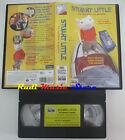 film VHS STUART LITTLE Un topolino in gamba Geena Davis Laurenti (F1*) no dvd