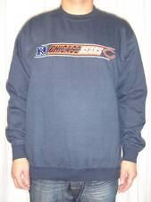 Chicago Bears NFL Mens Pullover Fleece Sweatshirt Large