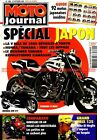 MOTO JOURNAL 1685 Test DUCATI 620 Multistrada KAWASAKI 600 ER-6 N HONDA 680 DN01